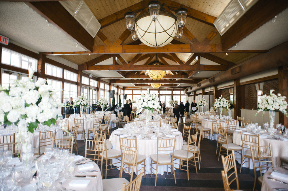 Squalicum boathouse wedding